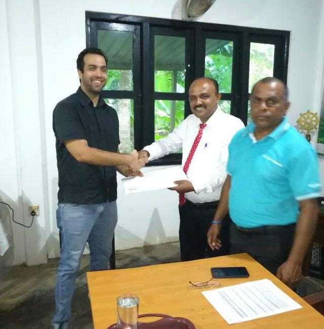 Ahinsa Tea joined hand with Sri Lanka Insurance